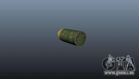 Grenade Launcher MGL-MK1 pour GTA 4 quatrième écran
