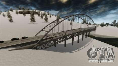 Emplacement Arctique (IV) [Final] pour GTA 4 sixième écran