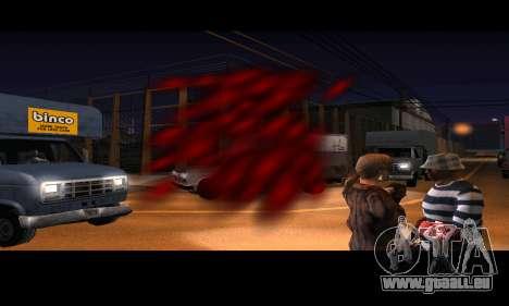 DeadPool Mod pour GTA San Andreas quatrième écran