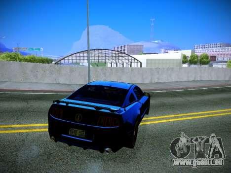 ENB by DjBeast for SA:MP Light Version für GTA San Andreas her Screenshot