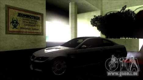 ENBSeries by egor585 V3 Final für GTA San Andreas dritten Screenshot