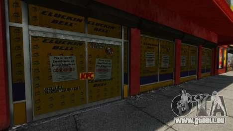 Real Filialen v2 für GTA 4 Zehntel Screenshot