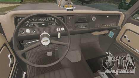 Chevrolet C-10 Stepside v3 für GTA 4 Seitenansicht