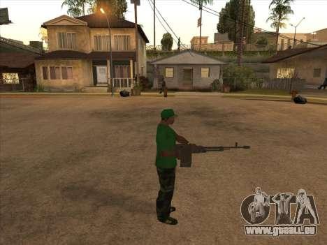 KORD pour GTA San Andreas