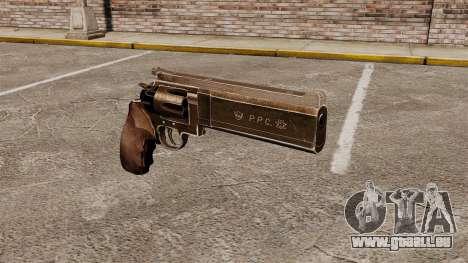 Dan Wesson 357 PPC Revolver für GTA 4