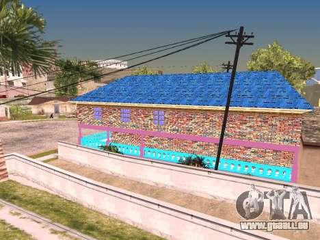 Texture de Karl House pour GTA San Andreas sixième écran