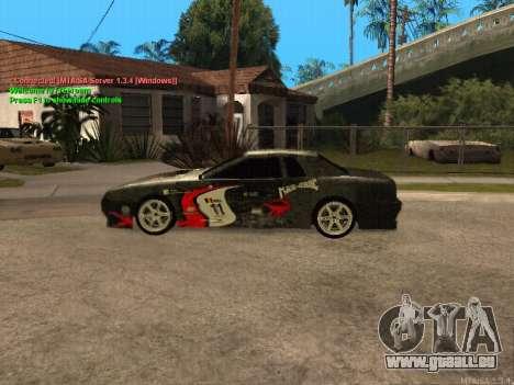 New Elegy für GTA San Andreas Seitenansicht