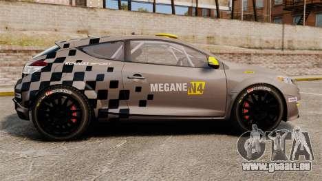 Renault Megane RS N4 für GTA 4 linke Ansicht