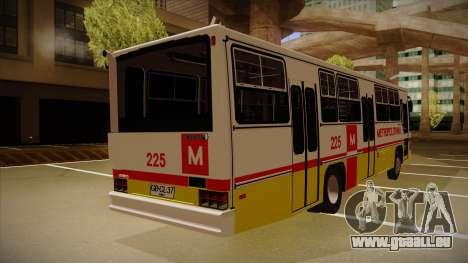 Caio Vitoria MB OF 1318 Metropolitana pour GTA San Andreas vue de droite