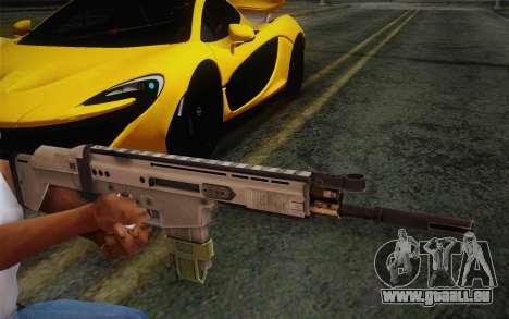 FN Scar für GTA San Andreas