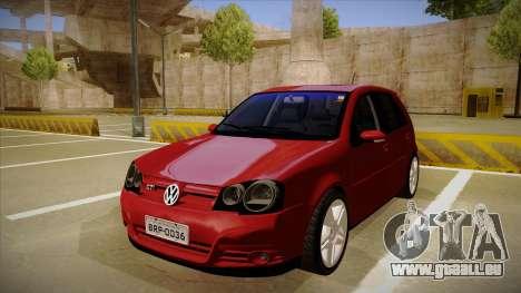 VW Golf GTI 2008 für GTA San Andreas