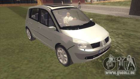 Renault Scenic 2 pour GTA San Andreas