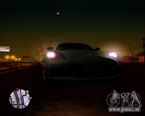 SA Graphics HD v 1.0 pour GTA San Andreas huitième écran