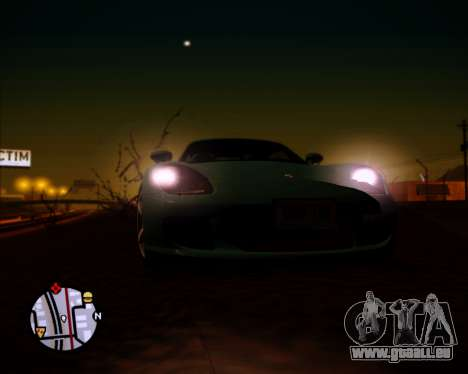 SA Graphics HD v 1.0 für GTA San Andreas achten Screenshot