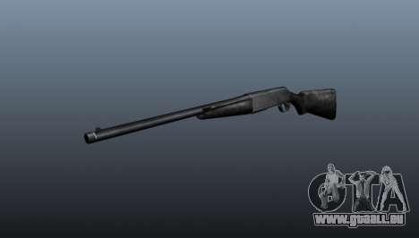 Fusil de chasse semi-automatique pour GTA 4