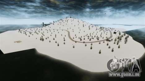 Lage Arktis (IV) [Finale] für GTA 4
