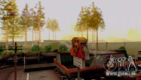 Caligraphic ENB v1.0 pour GTA San Andreas cinquième écran