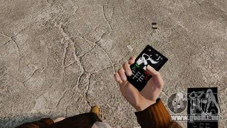 Goth Rock Themes für dein Handy für GTA 4 achten Screenshot