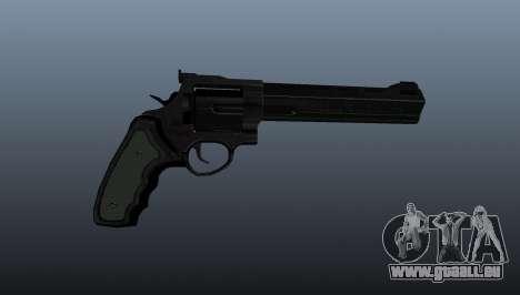 Taurus Raging Bull Revolver für GTA 4 dritte Screenshot