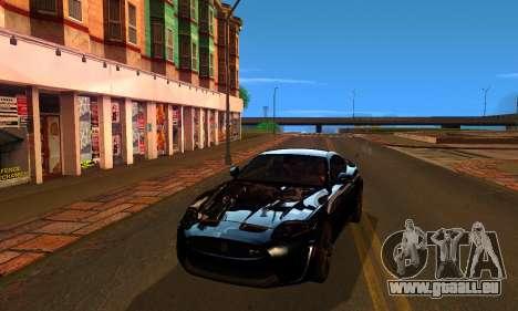 ENBSeries by AVATAR V2 pour GTA San Andreas cinquième écran