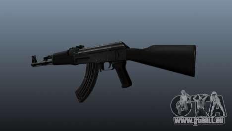 AK-47-v1 für GTA 4 Sekunden Bildschirm