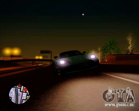 SA Graphics HD v 1.0 für GTA San Andreas siebten Screenshot