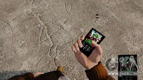 Goth Rock Themes für dein Handy für GTA 4