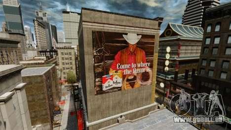 Real Filialen v2 für GTA 4 achten Screenshot