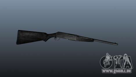 Fusil de chasse semi-automatique pour GTA 4 troisième écran