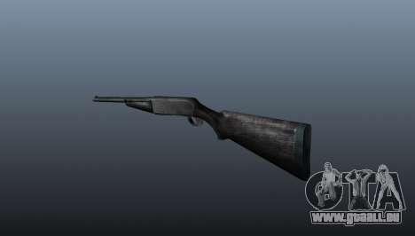 Fusil de chasse semi-automatique pour GTA 4 secondes d'écran