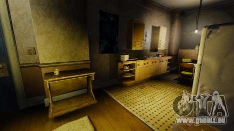 Nouvelles textures dans le premier appartement d pour GTA 4 quatrième écran