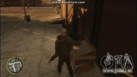 V Style pour GTA 4 quatrième écran