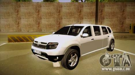 Dacia Duster Limuzina pour GTA San Andreas