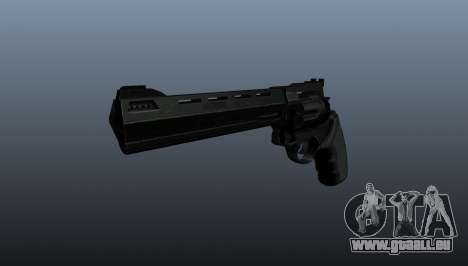 Taurus Raging Bull Revolver für GTA 4