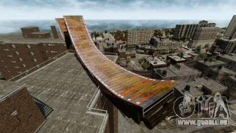 Rampe GTA IV pour GTA 4 troisième écran