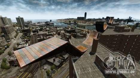 Rampe GTA IV pour GTA 4 cinquième écran