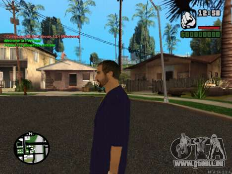 New Andre für GTA San Andreas her Screenshot