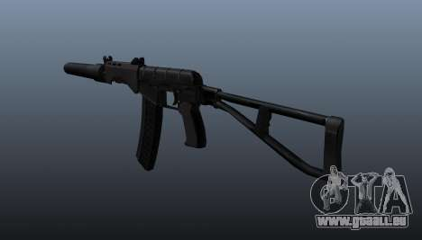 SR-3 Scallion Maschinenpistole v3 für GTA 4 Sekunden Bildschirm