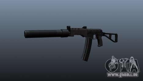 SR-3 Scallion Maschinenpistole v3 für GTA 4