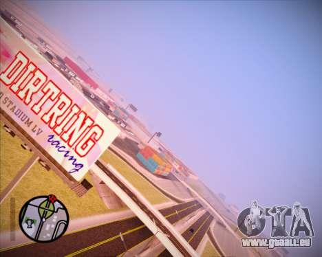SA Graphics HD v 1.0 pour GTA San Andreas quatrième écran