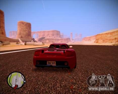 SA Graphics HD v 1.0 pour GTA San Andreas neuvième écran