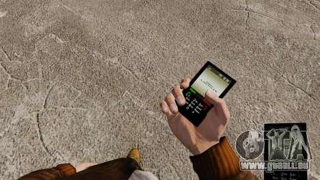 Themen für Handy-Marken-Bekleidung für GTA 4 dritte Screenshot