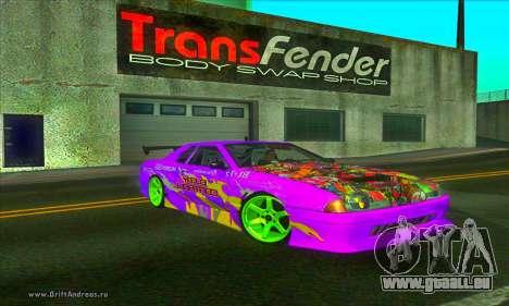 Elegy DC v2 für GTA San Andreas