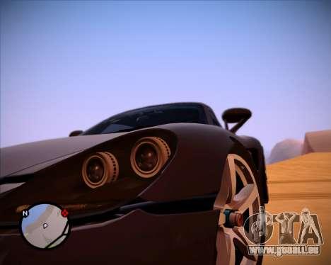 SA Graphics HD v 1.0 pour GTA San Andreas sixième écran