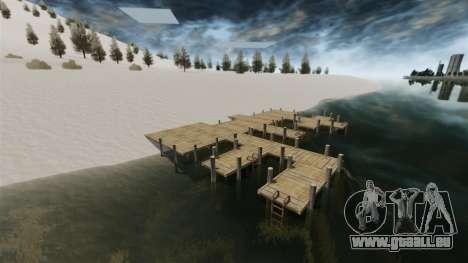 Emplacement Arctique (IV) [Final] pour GTA 4 septième écran