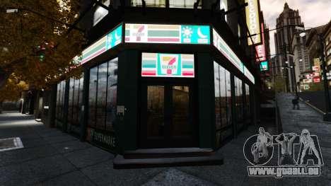 Real Filialen v2 für GTA 4 sechsten Screenshot