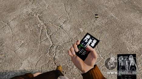 Goth Rock Themes für dein Handy für GTA 4 elften Screenshot