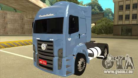 Volkswagen Constellation 19.320 Titan für GTA San Andreas