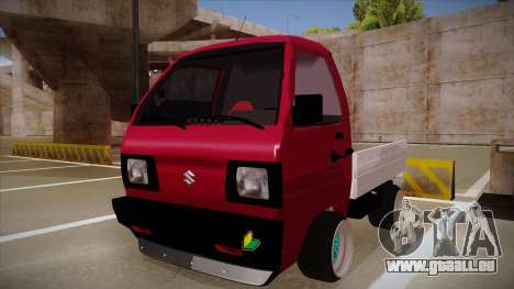 Suzuki Carry Drift Style pour GTA San Andreas