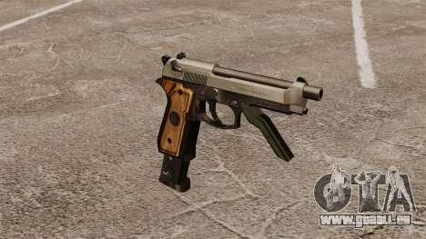 Auto Beretta M93R pour GTA 4